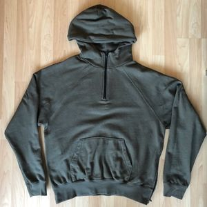 Fear Of God - Essentials Half Zip Pullover Hoodie